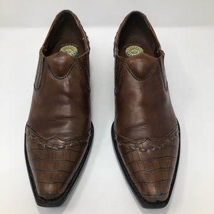 cdab965c Earth Spirit Shoes - Earth Spirit Cheyenne Western Leather Booties